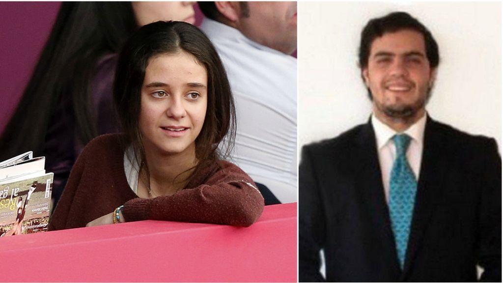 Estudiante, taurino y con muchos negocios: Miguel Gómez Mendoza, el 'amigo especial' de Victoria Federica