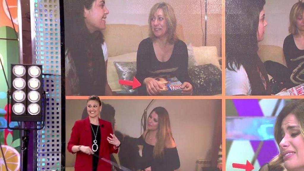 Cristina Soria analiza el lenguaje no verbal de María Lapiedra y sus padres