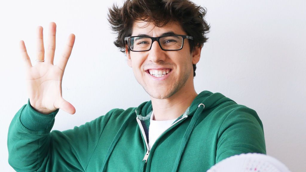 Borja Montón, presentador de 'Wooala!'.