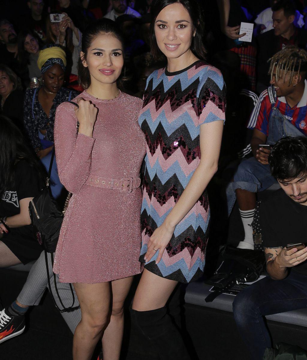 Dafne Fernández y Sara Sálamo, actrices y adictas a la moda