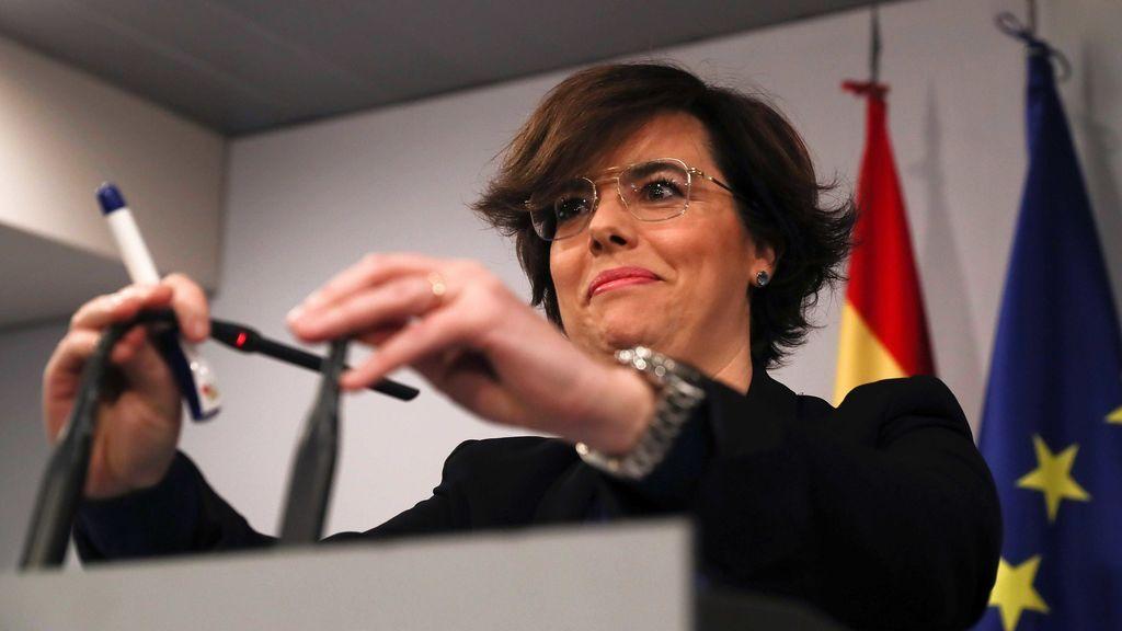 El Gobierno continúa con su recurso al TC para impedir que Puigdemont sea candidato