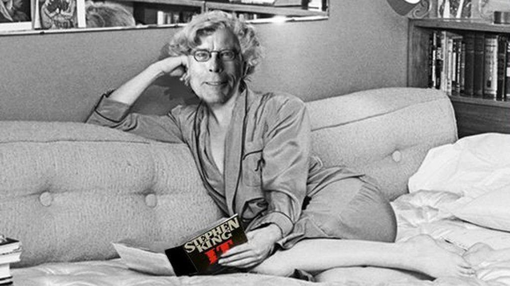 Existe un club de lectura de gente sexy que lee a Stephen King