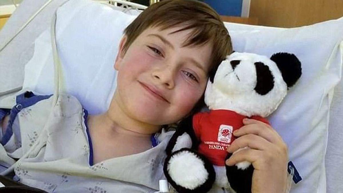 Un niño de 8 años muere de gangrena después de haberse caído de la bicicleta