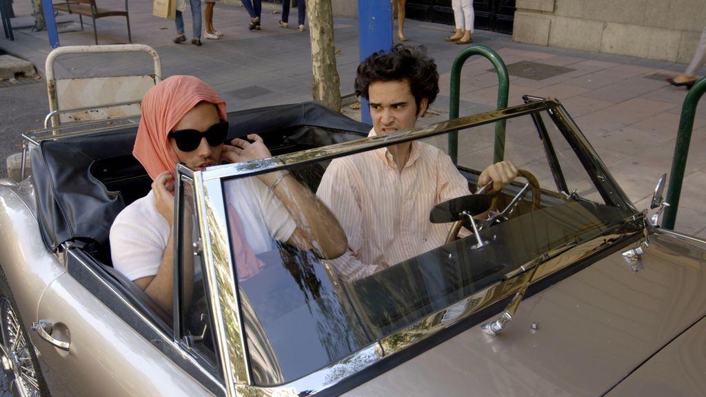 """""""Soy tu Grace Kelly, llévame a Mónaco"""""""