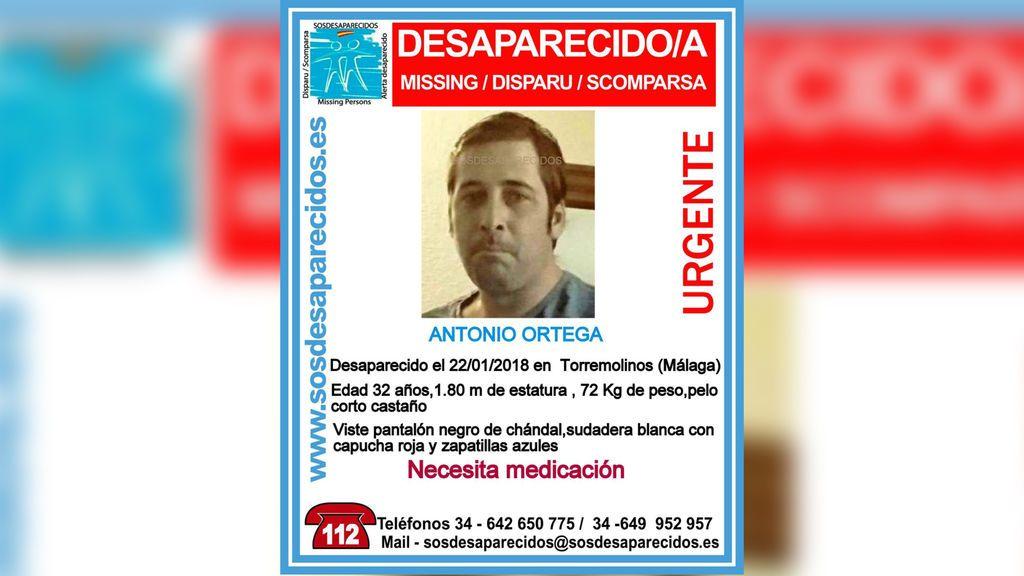 Buscan a un hombre de 32 años desaparecido en Torremolinos