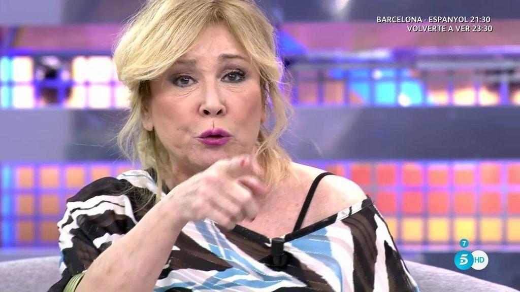 """Mila Ximénez no quiere saber nada de Gustavo González: """"Tú a lo tuyo y que te vaya bien"""""""