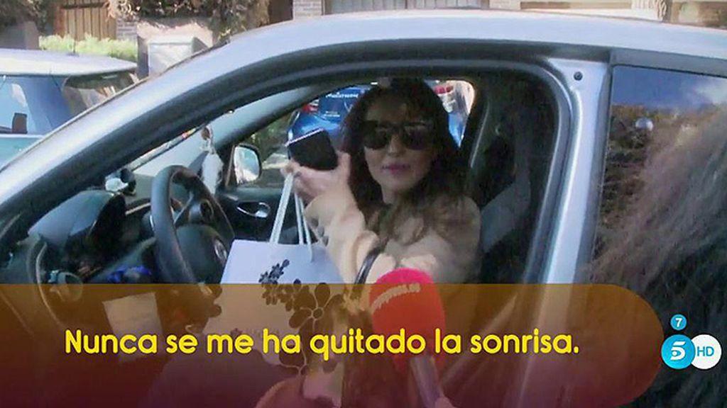 Primeras imágenes de Paula Echevarría tras los rumores que le relacionan con Miguel Torres