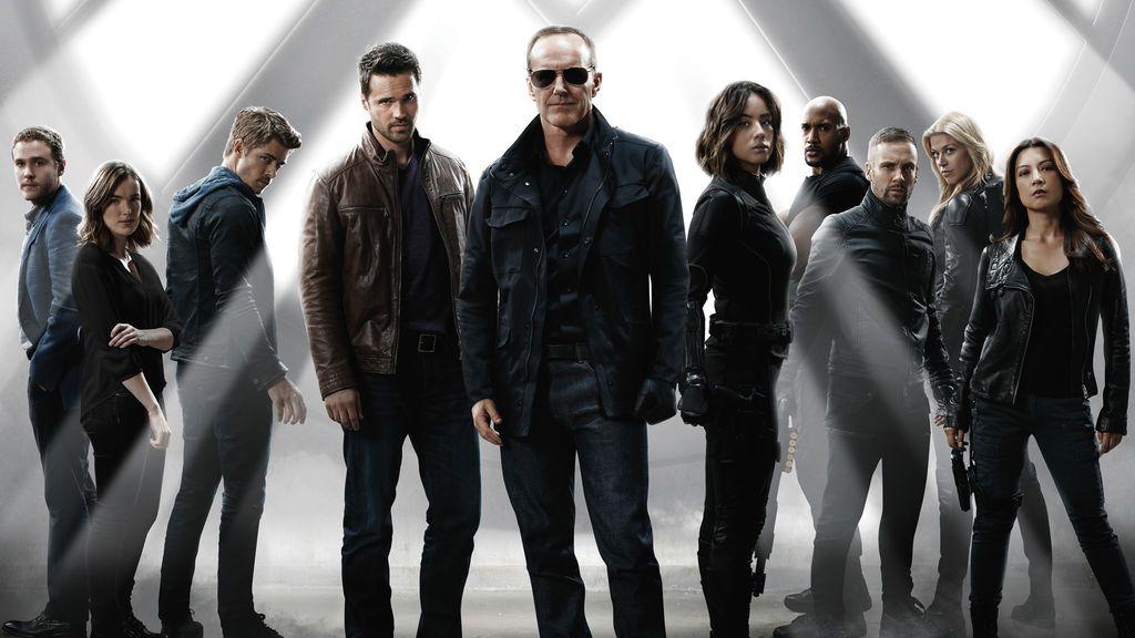Energy estrena en abierto la tercera temporada de 'Marvel, Agentes de S.H.I.E.L.D.'