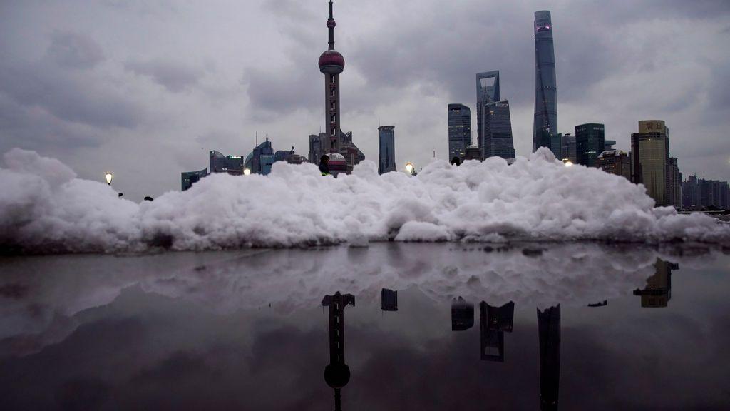 Shanghai nevado