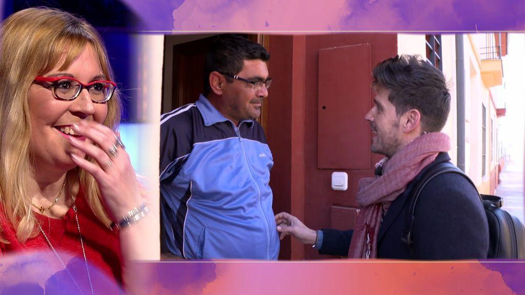 Rosa intenta juntar a su cuñado y a su hermano en 'Volverte a ver' después de años de enfrentamientos