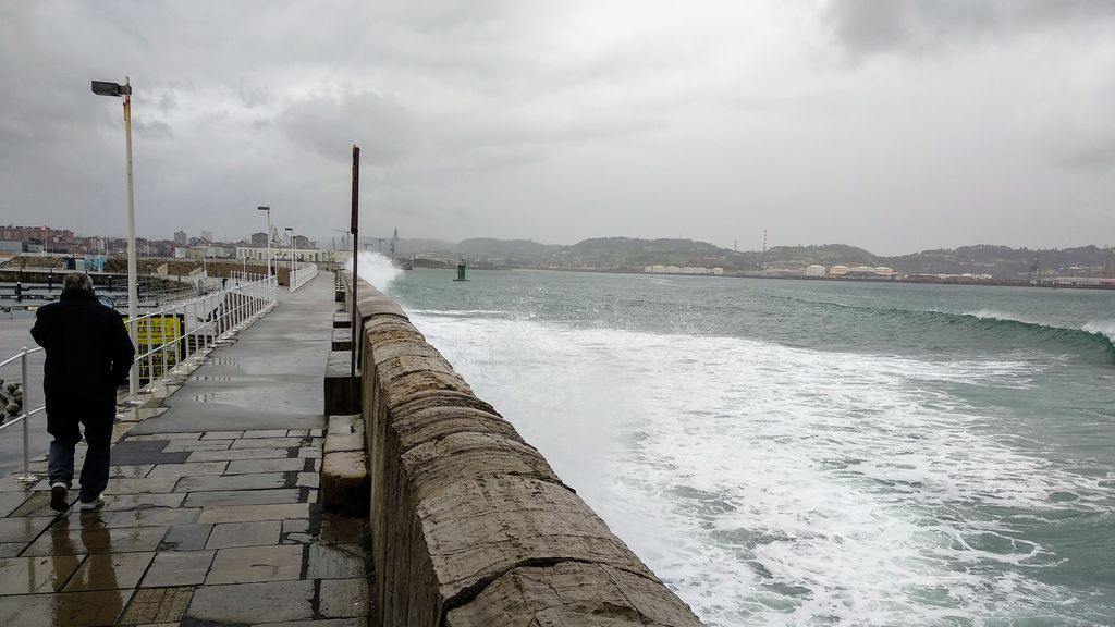 Juan José Pérez Fernández en Gijón, Asturias