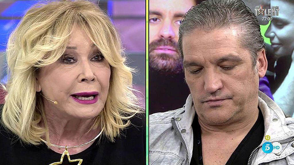 Mila Ximénez planta cara a Gustavo González