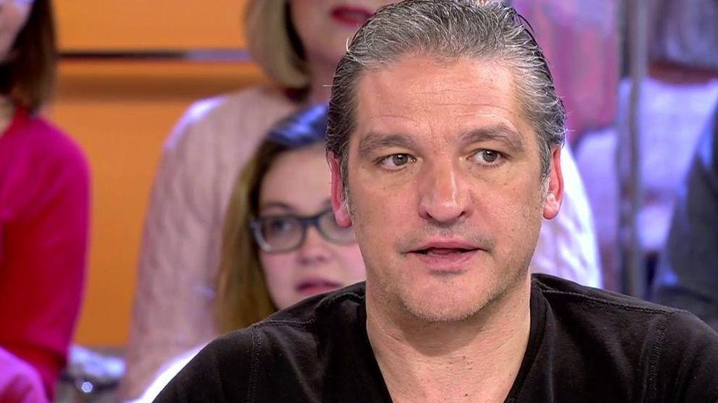 María Lapiedra estaría dispuesta a dejar la televisión por Gustavo González