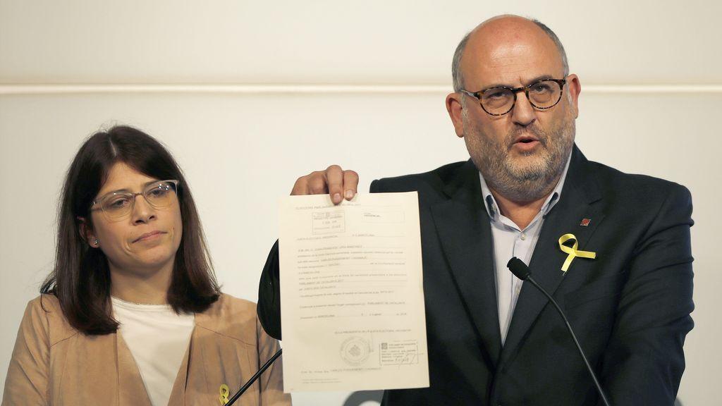 """JxCat  descarta otro candidato para la presidencia de la Generalitat: """"El plan A, el B y el C es Carles Puigdemont"""""""