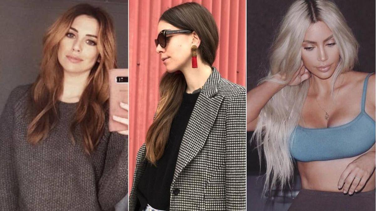 Como Blanca Suárez: claves para conseguir el 'virgin hair', la tendencia capilar invernal que arrasa