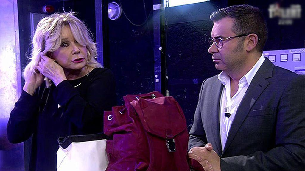 Mila Ximénez se va de plató tras un mosqueo con Gustavo González