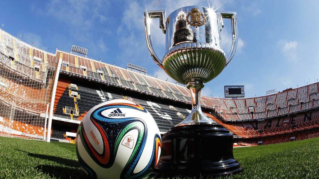 Barça - Valencia y Leganés - Sevilla , 'semis' de la Copa que veremos en directo en Mediaset