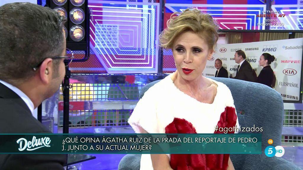 """Ágatha se sincera: """"Gracias a Pedro J. me codeé con el poder y eso me gustaba"""""""