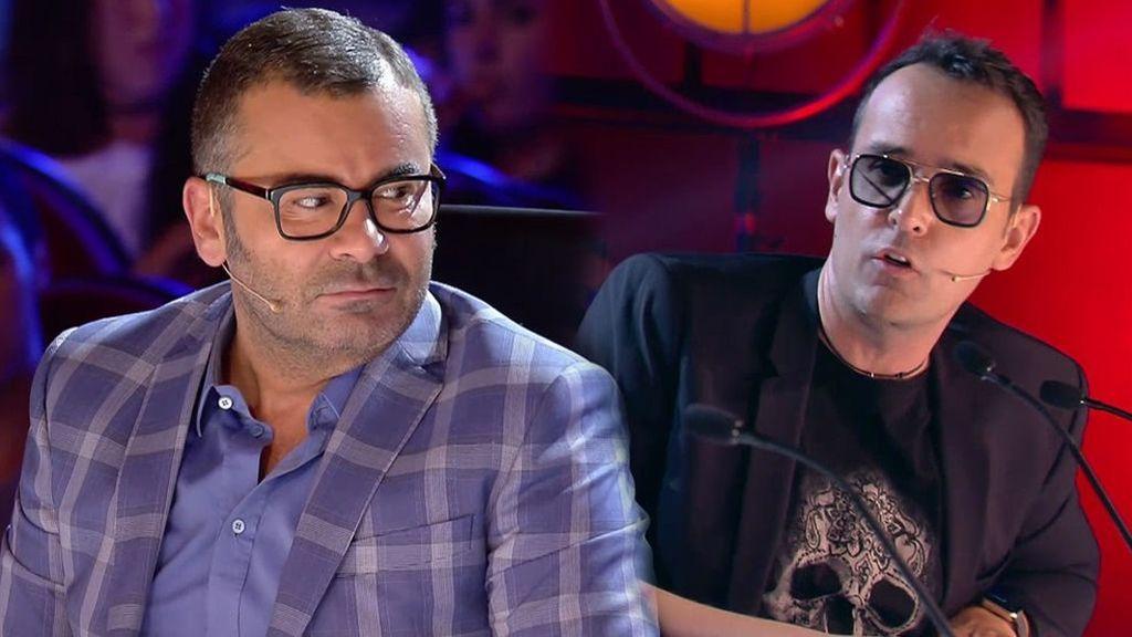 """Jorge Javier responde a Risto tras su bronca en 'Got Talent': """"A veces te mataría"""""""