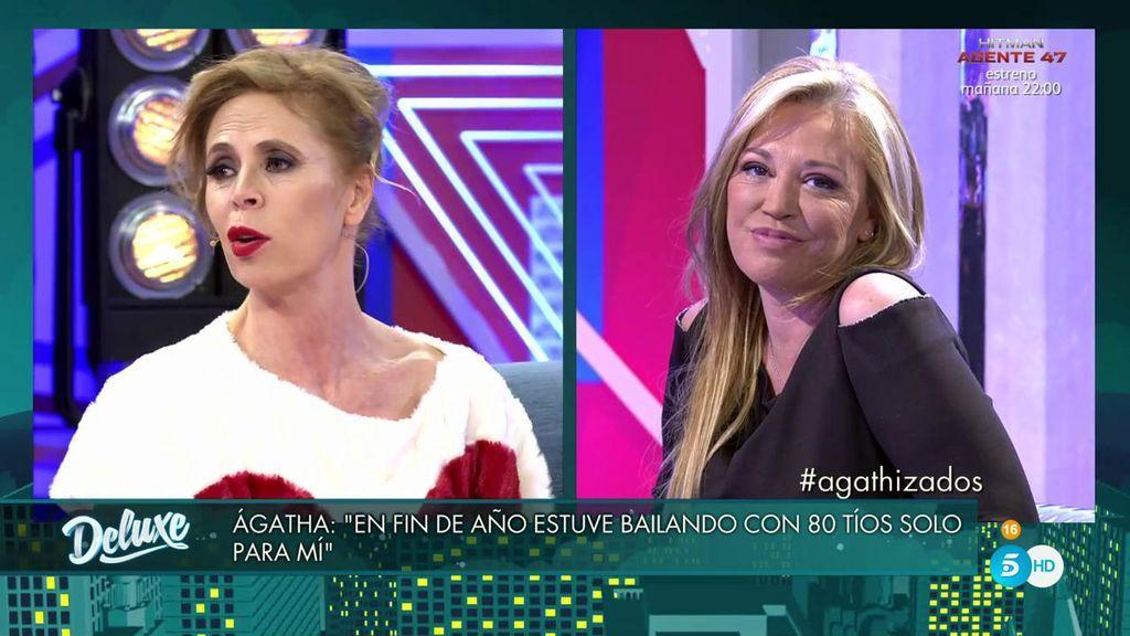 "Ágatha sacó la cara por Belén Esteban ante Pedro J.: ""Ese hijo de hospital dijo que no sabía quién era Belén"""