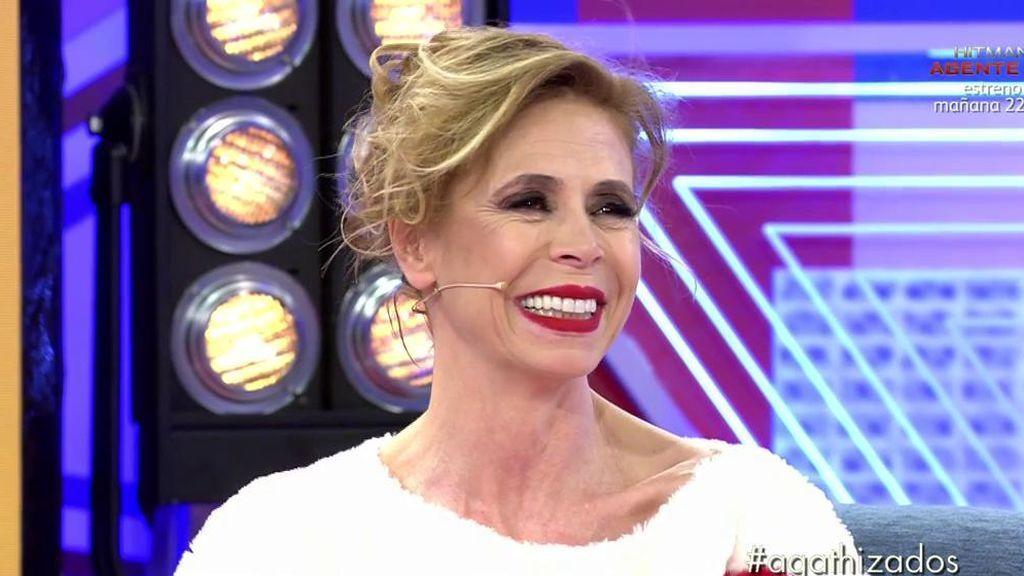 """¿Tiene relaciones sexuales Ágatha Ruiz de la Prada?: """"Yo paso del sexo, eso para los del 'Sálvame"""""""