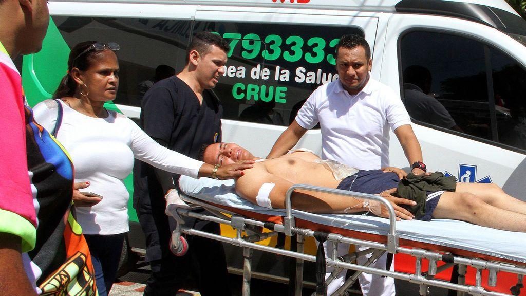 Cuatro muertos en un atentado contra una comisaría de Colombia