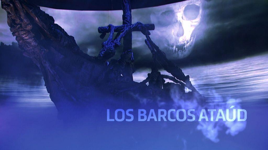 El Misterio De Los Barcos Ata D En El Pr Ximo Programa De