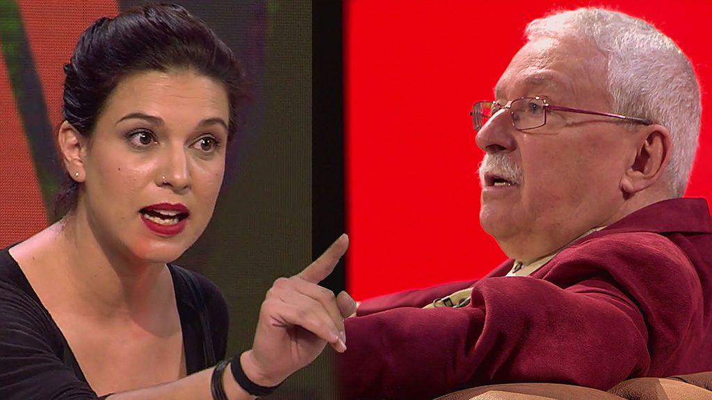"Beatriz Talegón responde al 'machismo' de Leguina: ""Parece de derecha rancia"""