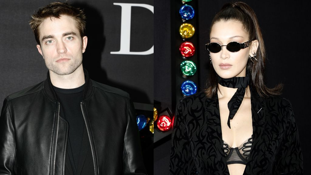 Robert Pattinson y Bella Hadid
