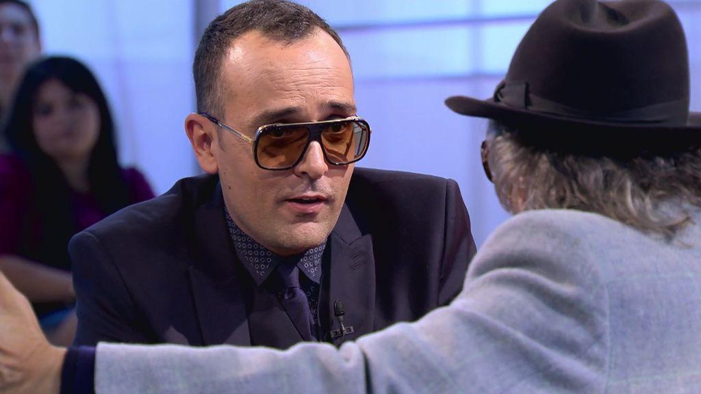"""Una anécdota de Llongueras con una estilista y Dalí hace explotar a Risto: """"Eso es machismo"""""""