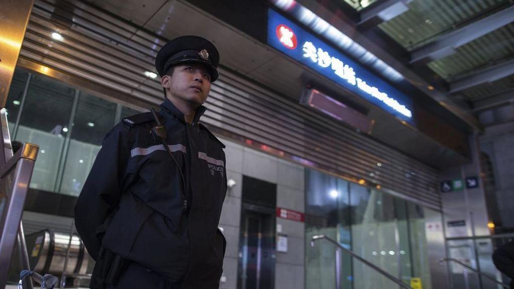 Desalojan a 1.300 personas en Hong Kong para desactivar una bomba