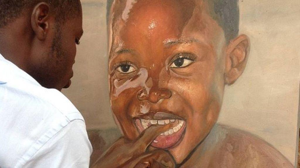 Parecen fotos, pero son pinturas tan realistas que se han hecho virales