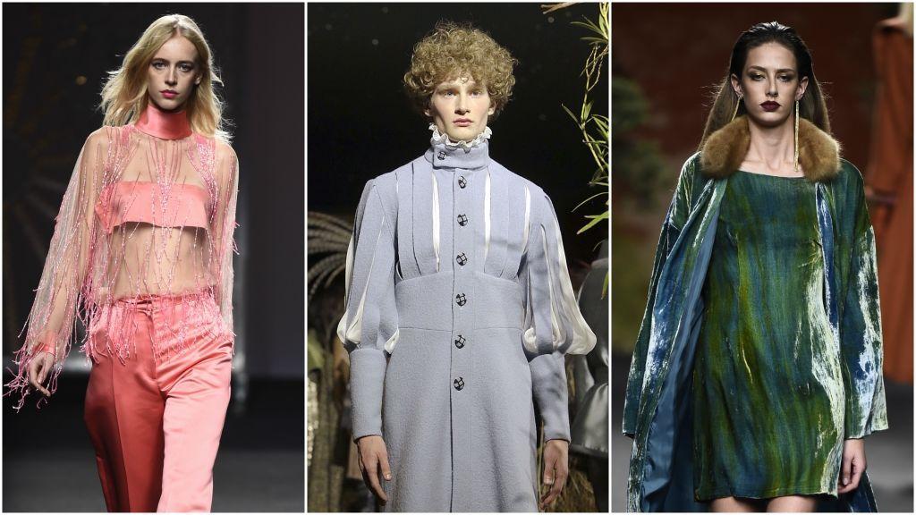 Puntadas con hilo y sin hilo de la cuarta jornada de la Fashion Week Madrid