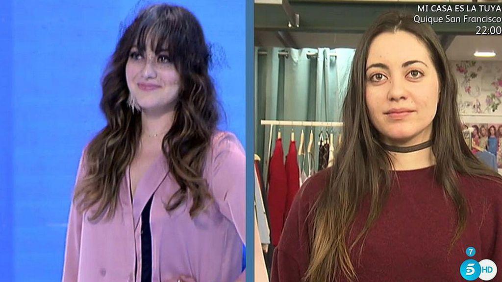 ¿Os gusta el cambio de Isabel?