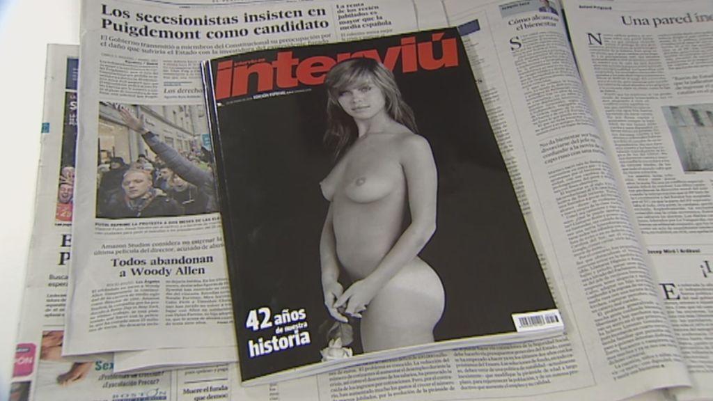 Interviú dice adiós tras 42 años de desnudos y grandes reportajes de investigación