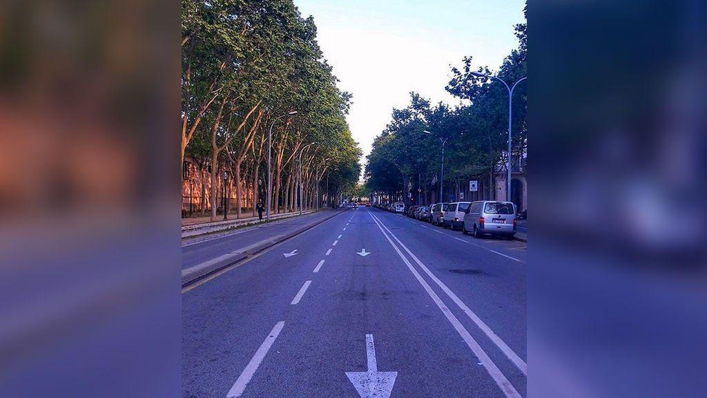 """Puigdemont publica una enigmática foto de Barcelona en Instagram: """"A 24 horas de la investidura"""""""