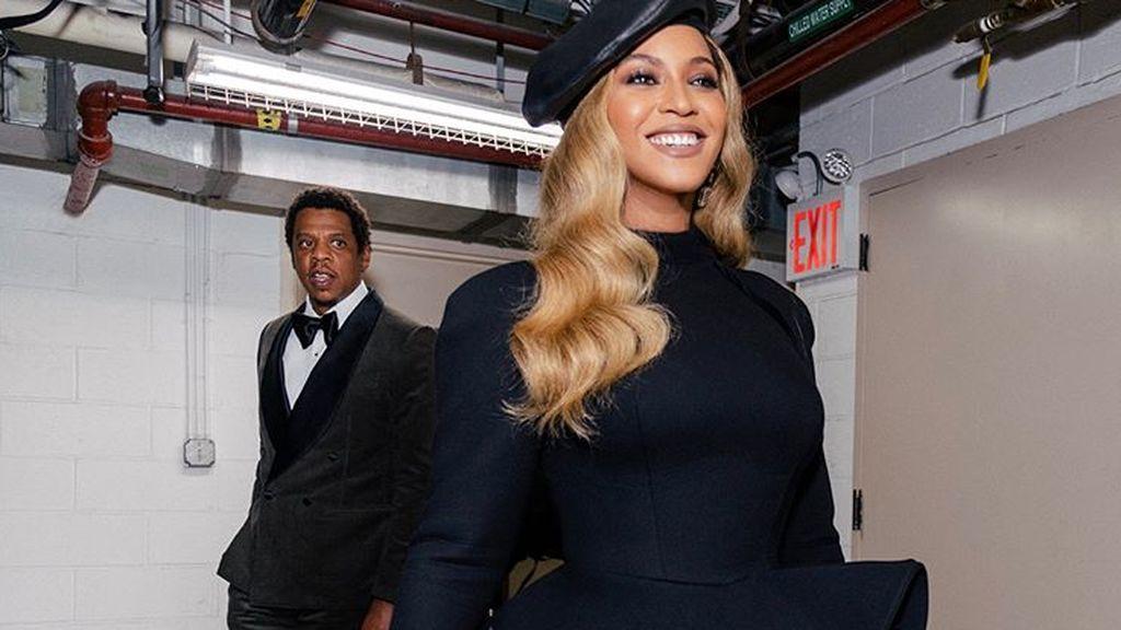 Más 'queen' que nunca: la reacción de una señora al ver a Beyoncé y su vestido se hace viral