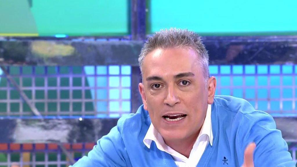 "Kiko Hernández arremete contra Chabelita: ""¿No se te cae la cara de vergüenza?"""