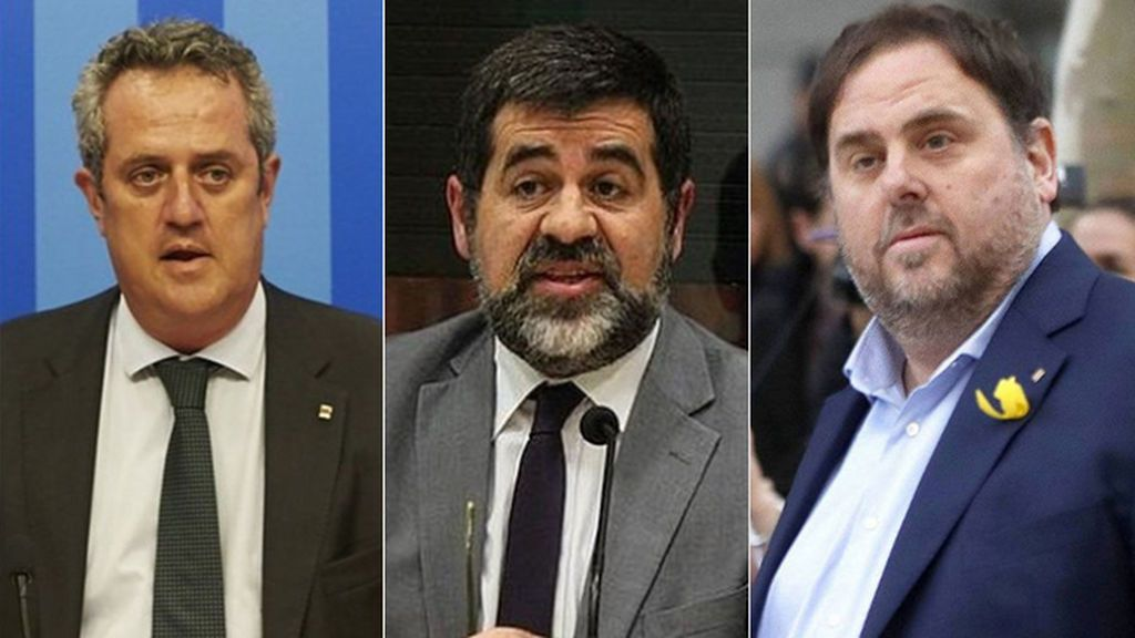 El Supremo reitera a Junqueras, Forn y Sánchez que no pueden acudir al Parlament pero sí delegar el voto