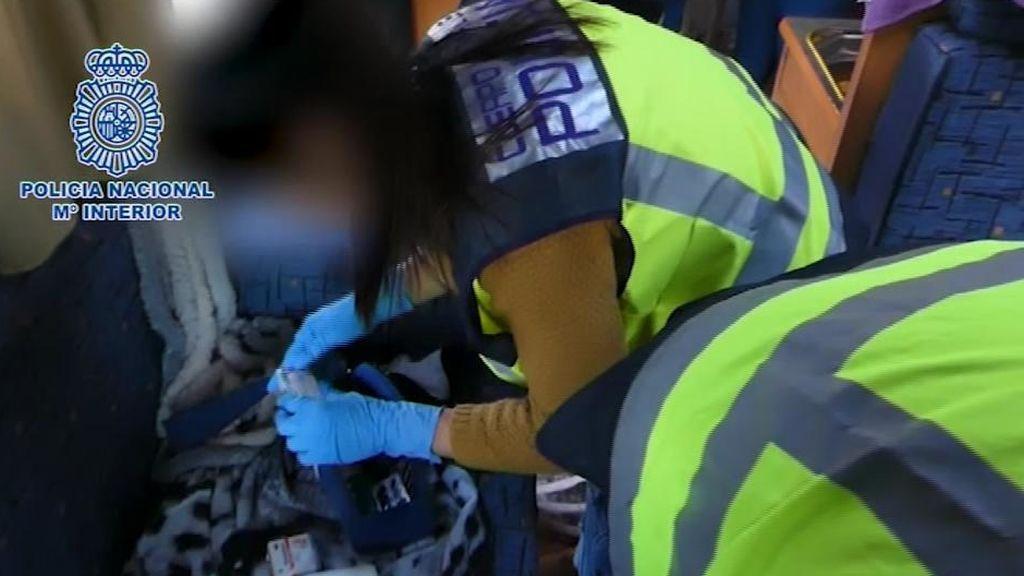Detenido  a punto de raptar a una niña de ocho años en Alicante