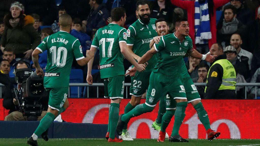 Copa del Rey: Leganés - Sevilla, la ida de semifinales este miércoles a las 21.30 en Telecinco, Mitele.es y la App de Mediaset Sport