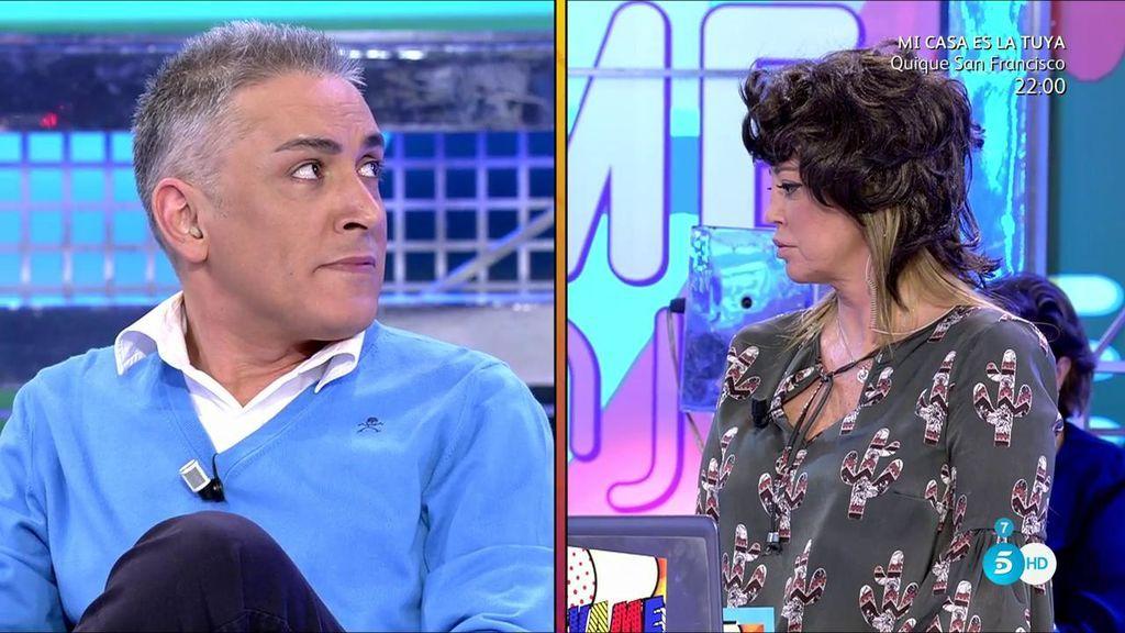 Alejandro Albalá confirma que Chabelita siente que en su familia tratan mejor a su hermano que a ella