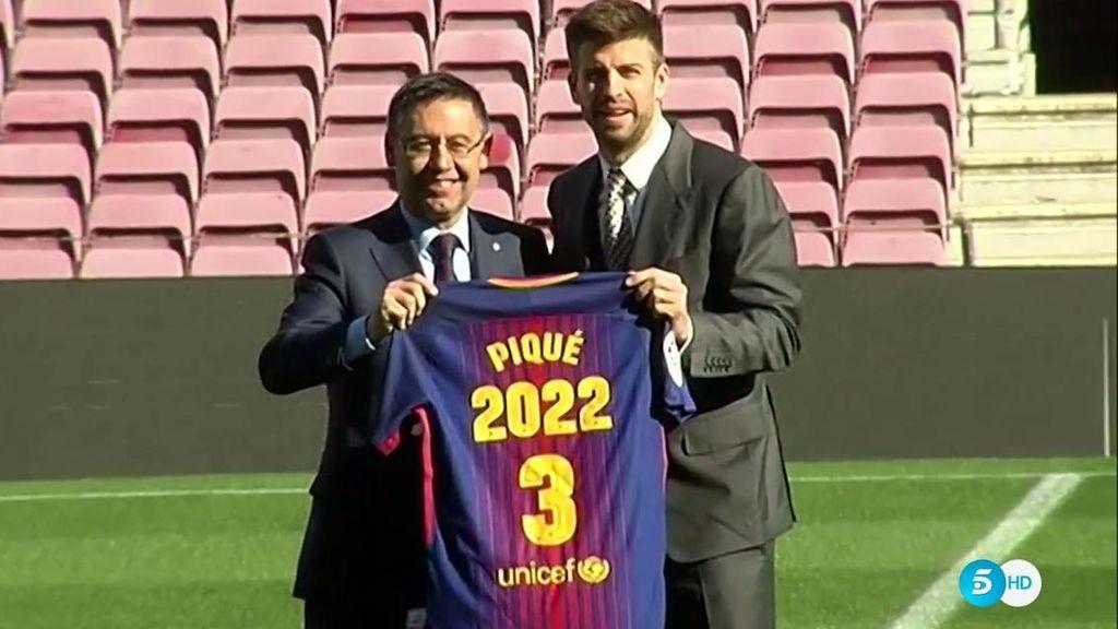 """Piqué, sobre el Espanyol: """"El domingo iremos allá y después en la zona mixta os daré titulares"""""""