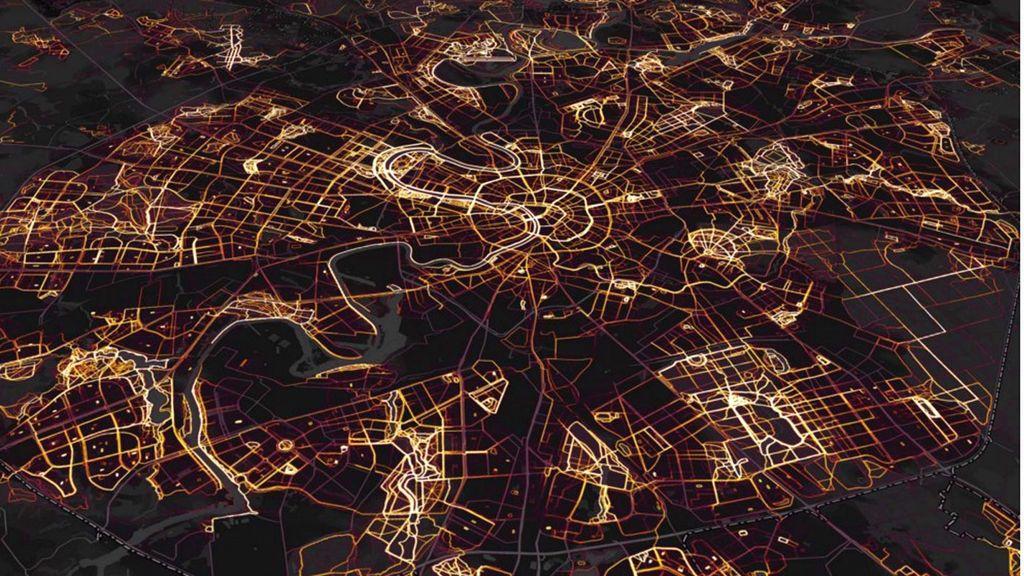 Una app de actividad deportiva revela  un mapa con bases militares secretas de EEUU