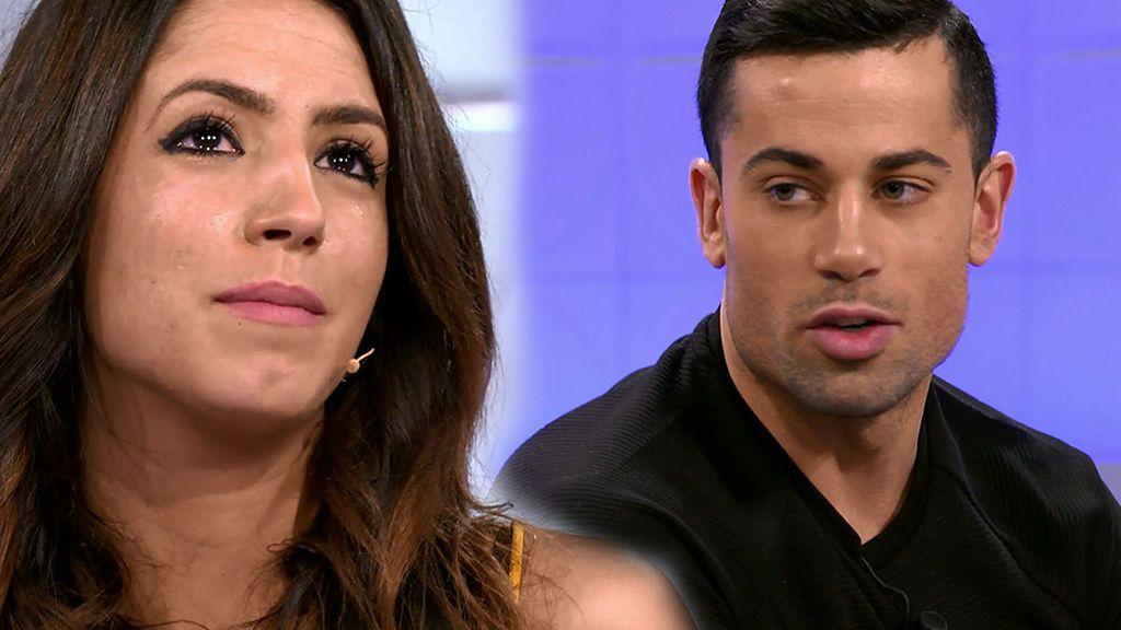 Diego entiende por qué Melani quiere irse sola de 'MyH'