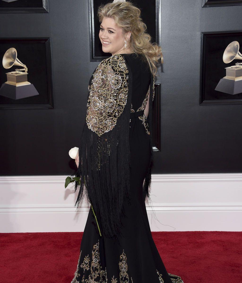 La alfombra roja de los Grammy foto a foto