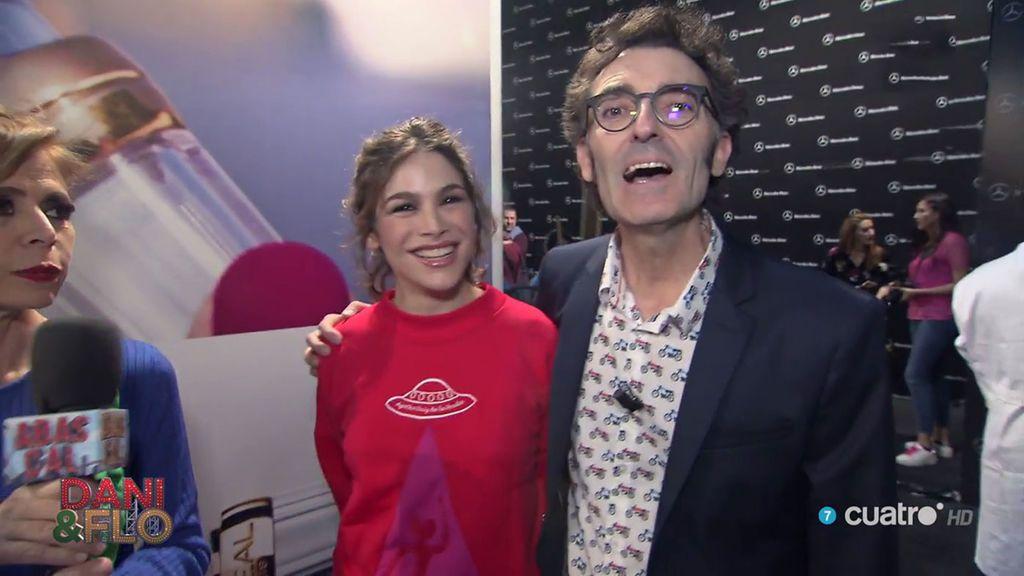 Dani y Flo (29/01/18), completo en HD
