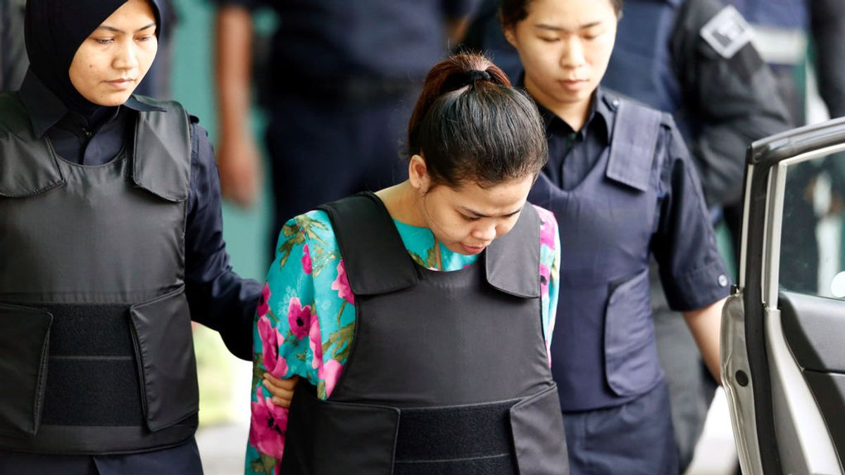 Una de las acusadas de matar a Kim Jong Nam alega que creía que actuaba para un programa de televisión