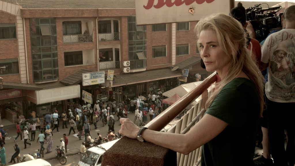 Belén Rueda, en la película 'El cuaderno de Sara'.