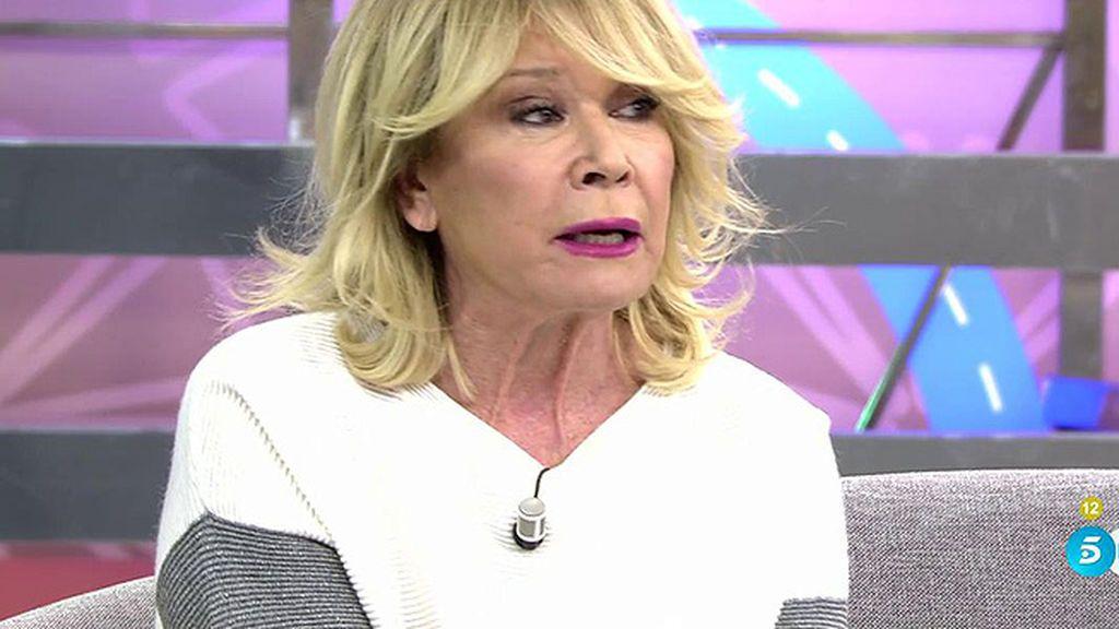 """Mila Ximénez, sobre Julián Muñoz: """"Mayte Zaldívar piensa igual que yo, que le han metido en una trampa"""""""